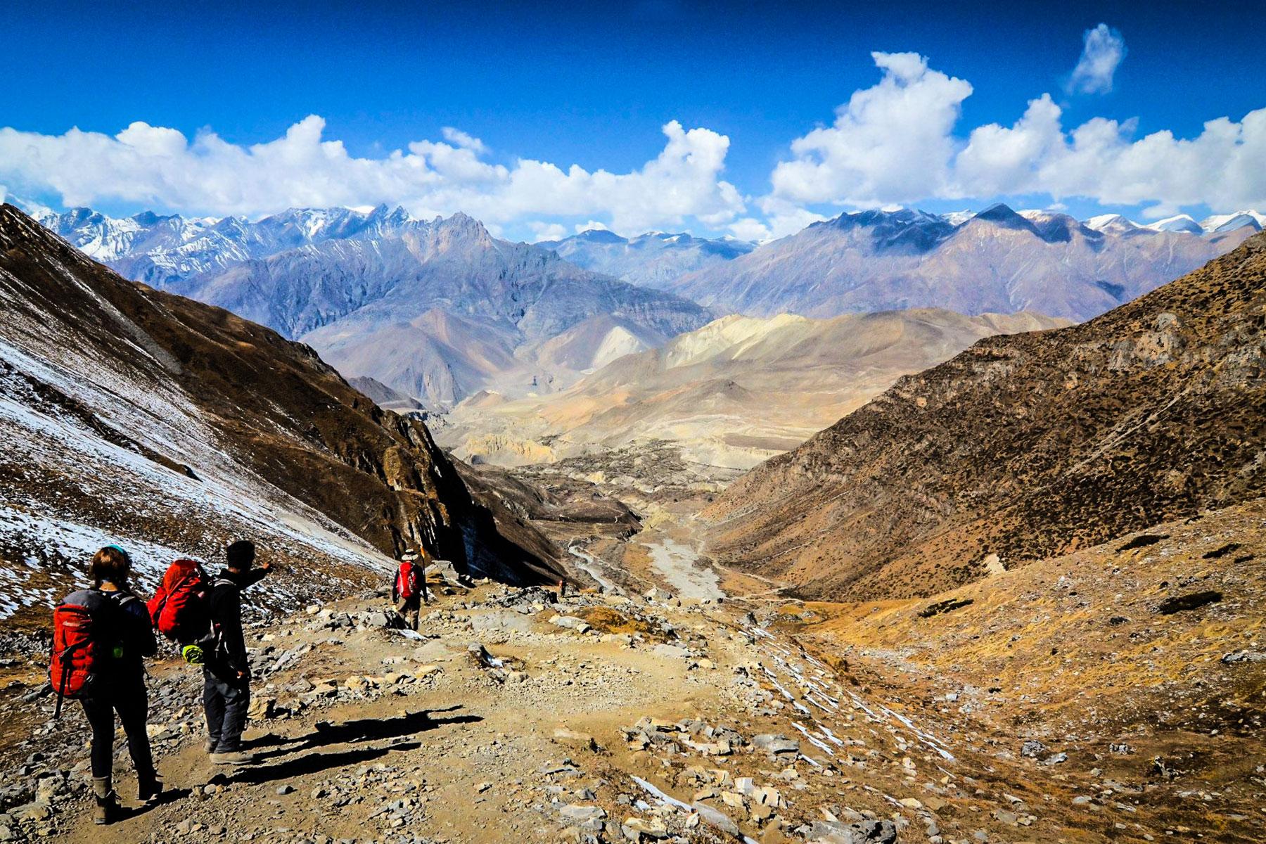 Restricted Area Trekking