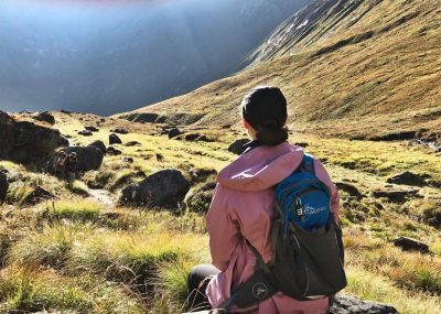 trekking annapurna blog