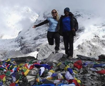 Everest guide