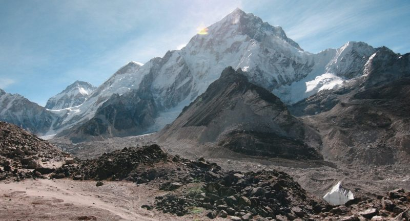 trip to Everest