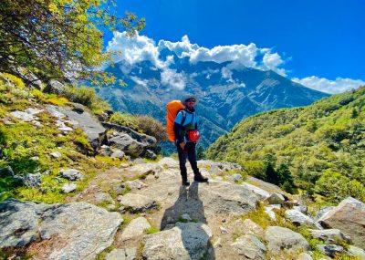 Nepal Trekking Route